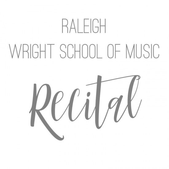Wright School of Music - Recital